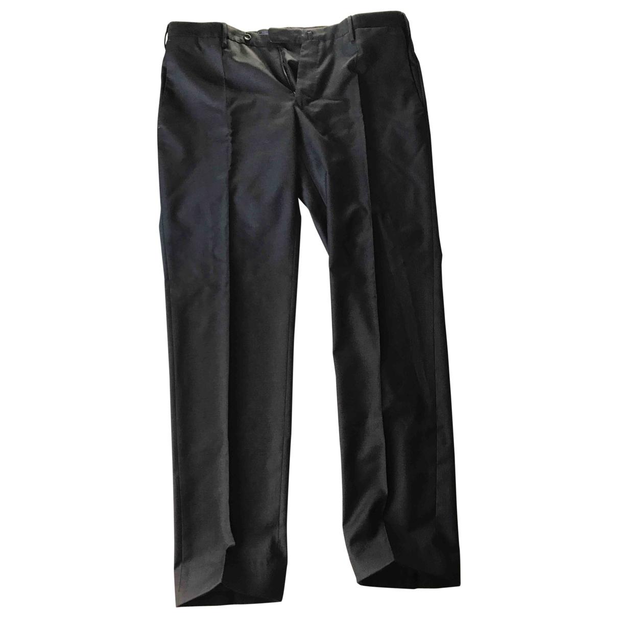Pantalon de Lana Incotex