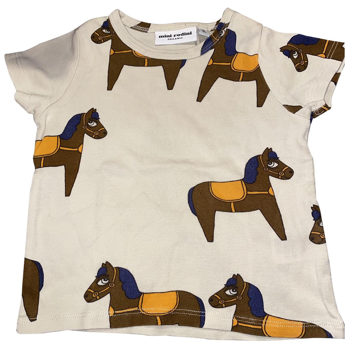 Camiseta Mini Rodini