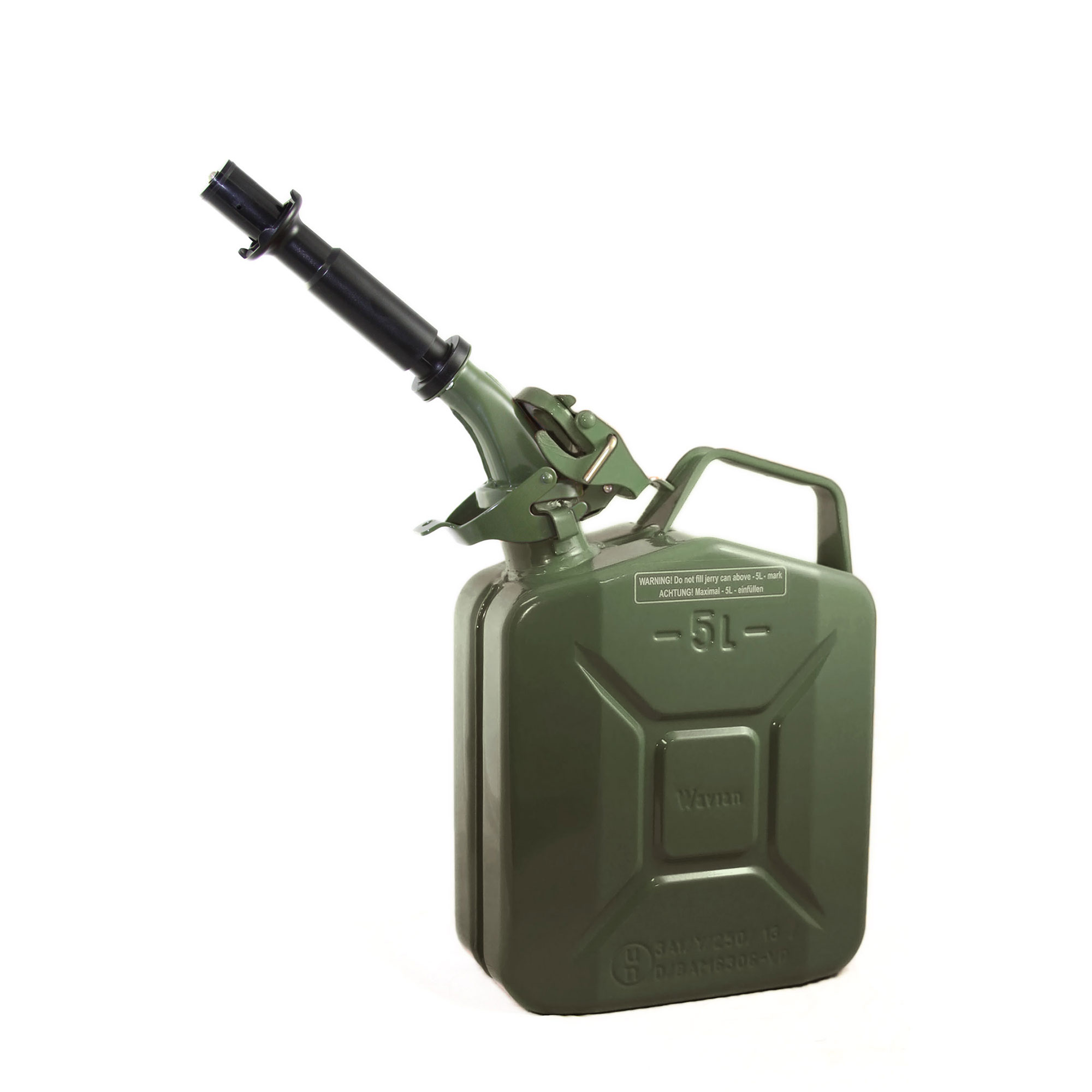 Gas Can 5 liter OD