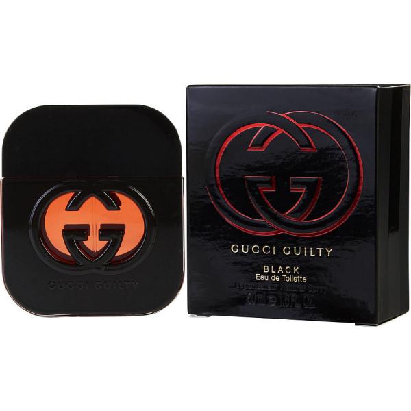 Gucci Guilty Black - Gucci Eau de toilette en espray 50 ML