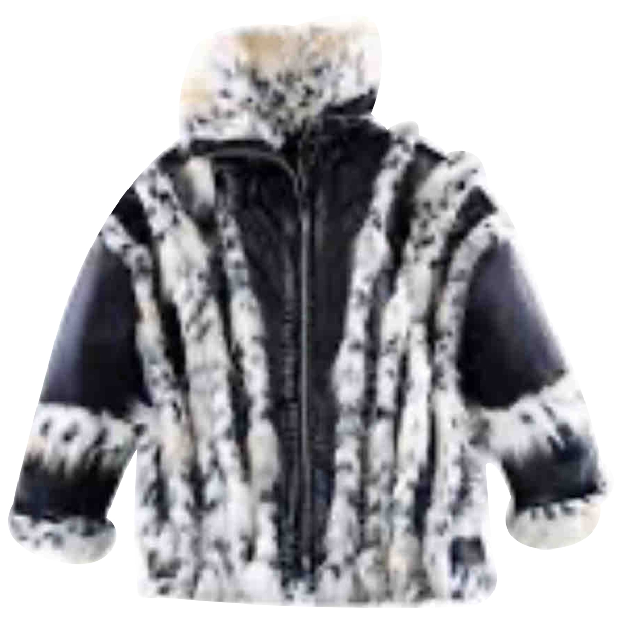 Giambattista Valli X H&m \N Black Leather jacket for Women S International