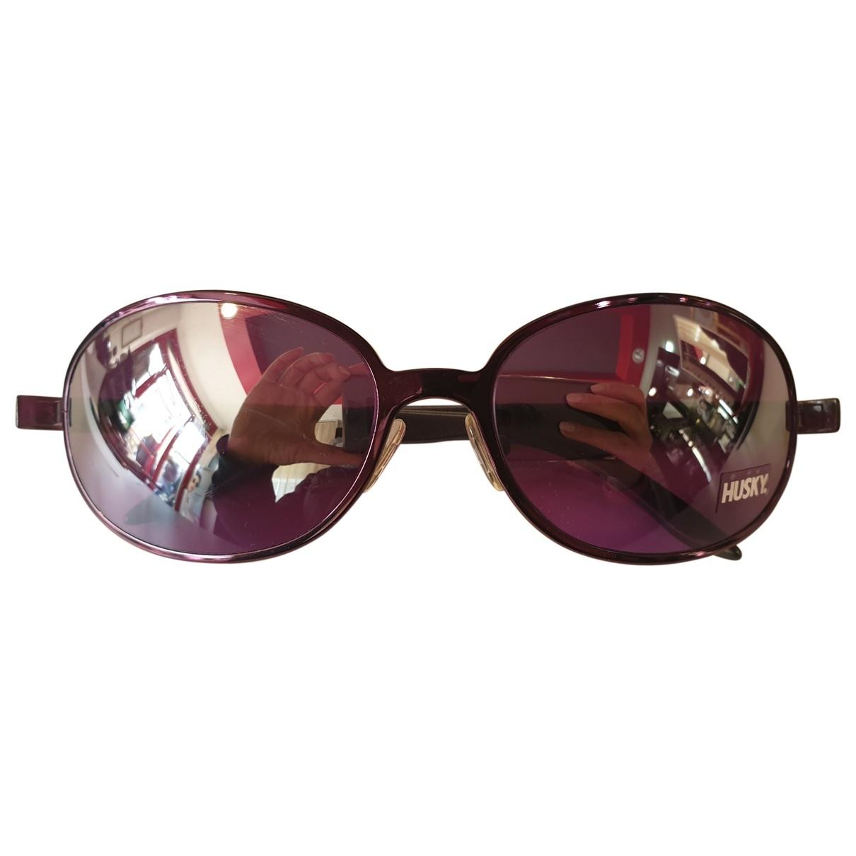 Husky - Lunettes   pour femme en metal - violet
