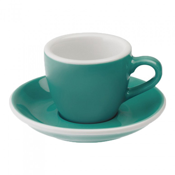 Espresso cup with a saucer Loveramics