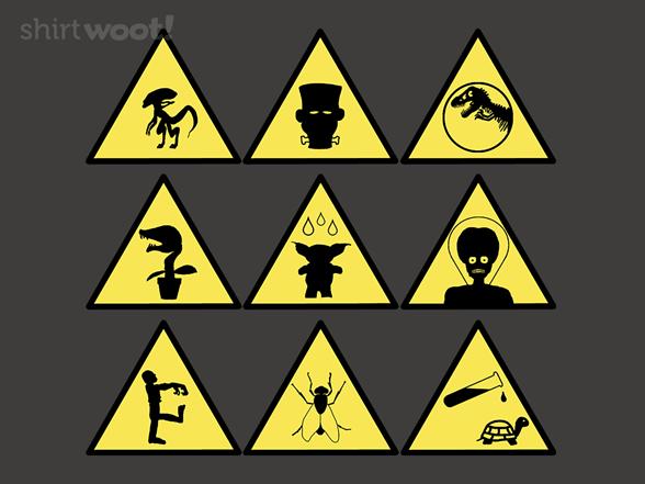 Lab Safety 2.0 T Shirt