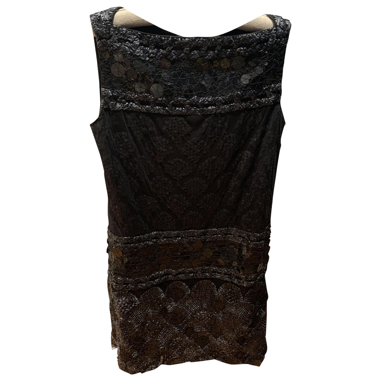 Hoss Intropia \N Black Glitter dress for Women 8 UK