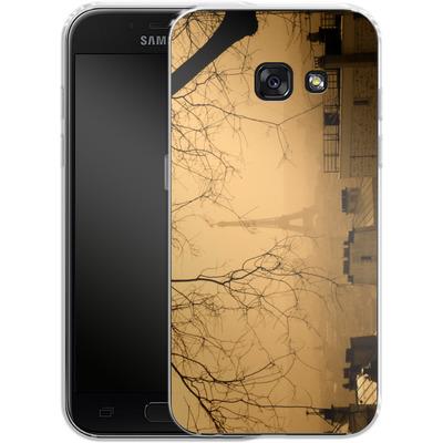 Samsung Galaxy A3 (2017) Silikon Handyhuelle - Paris von caseable Designs