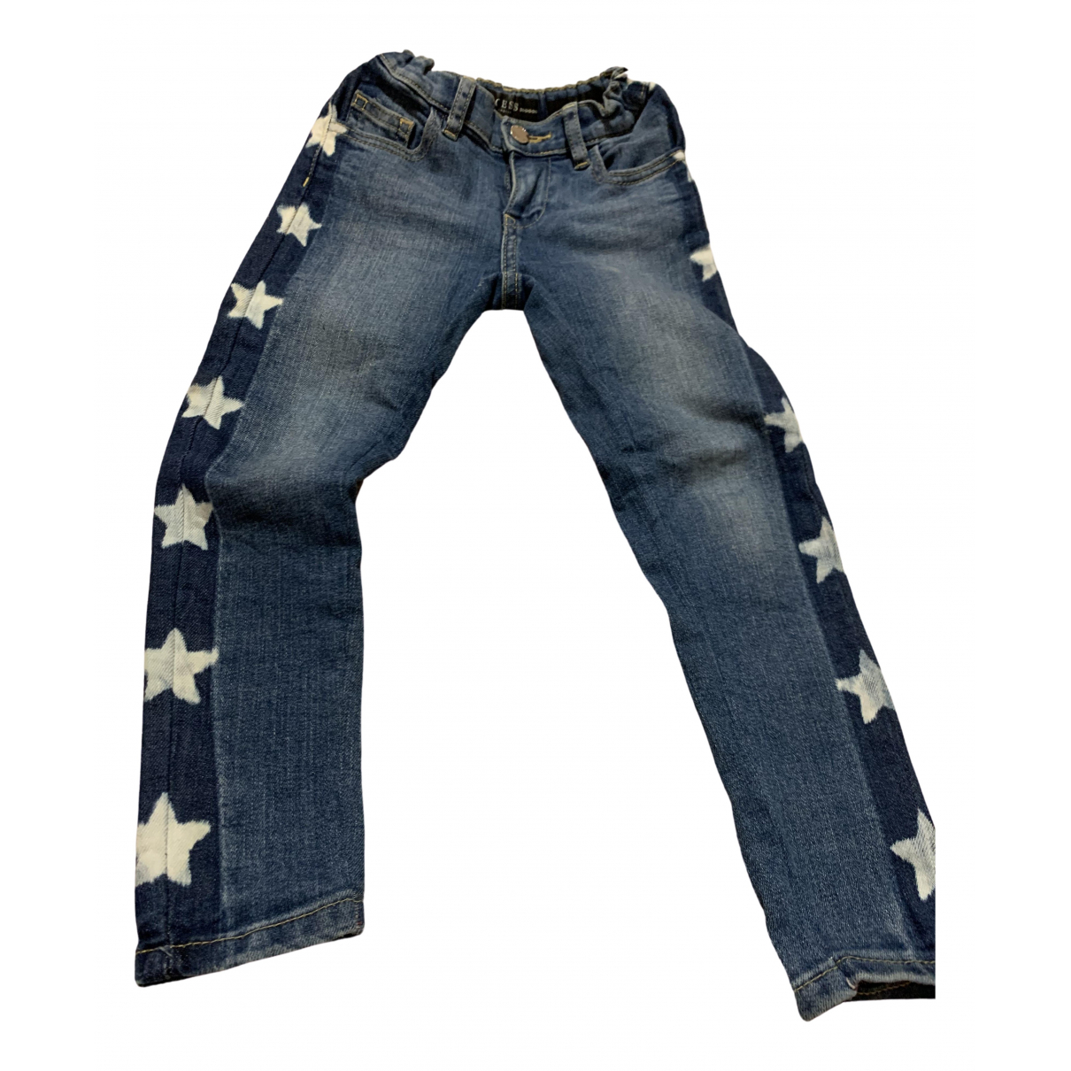 Guess \N Denim - Jeans Trousers for Kids 4 years - up to 102cm FR