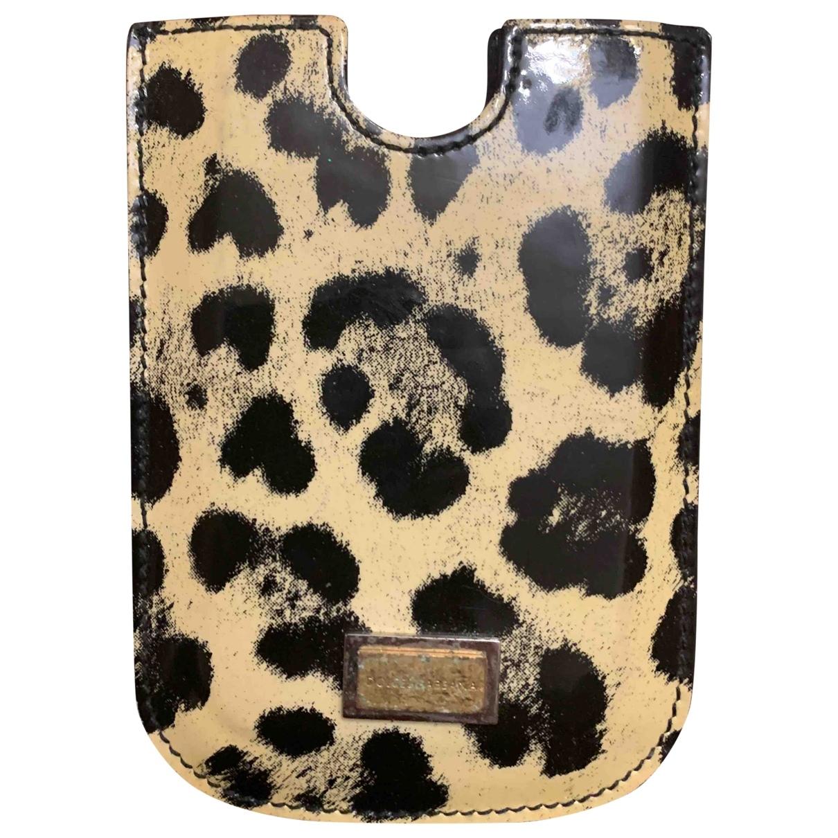 Dolce & Gabbana \N Accessoires in  Bunt Leder
