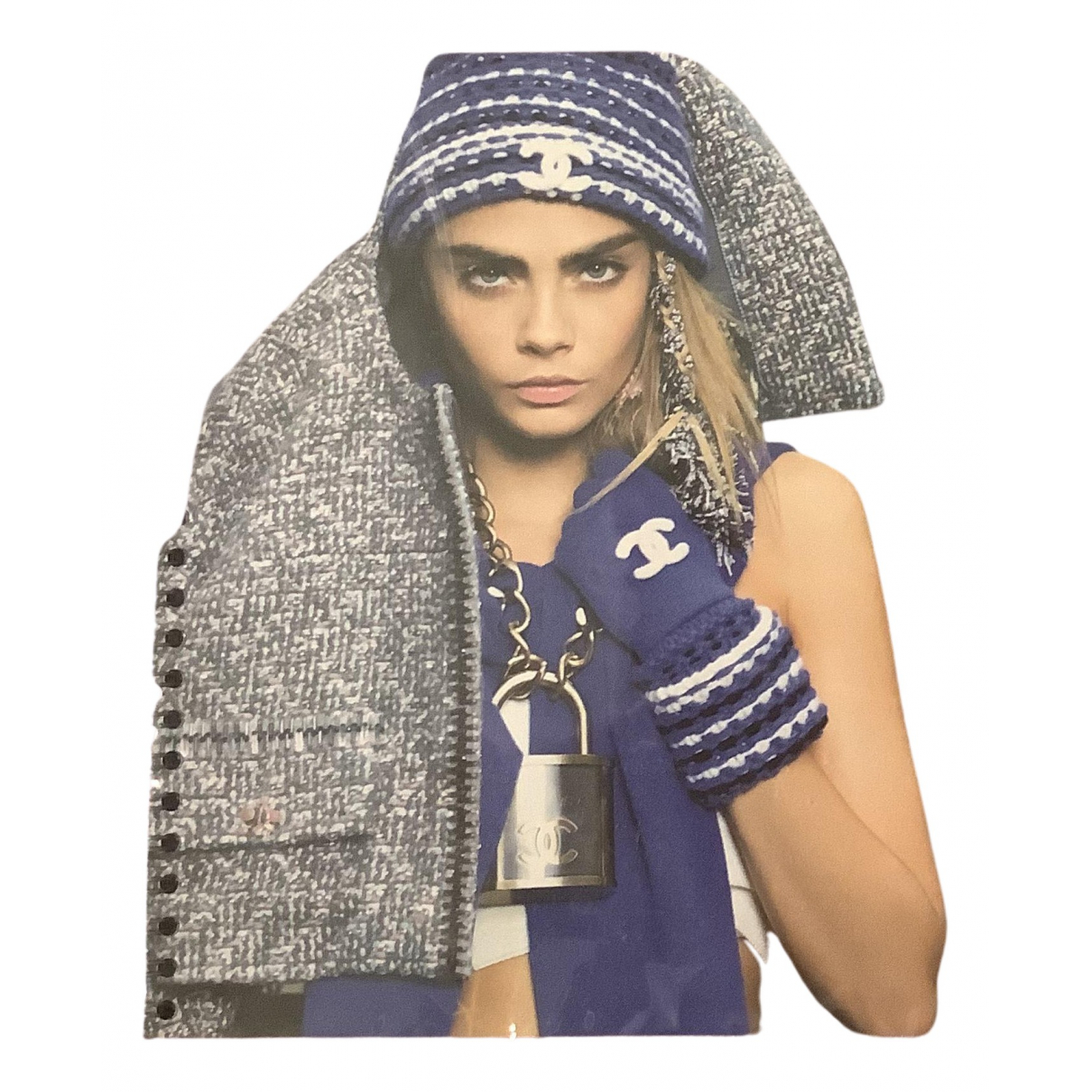 Chanel - Mode   pour lifestyle en coton - multicolore