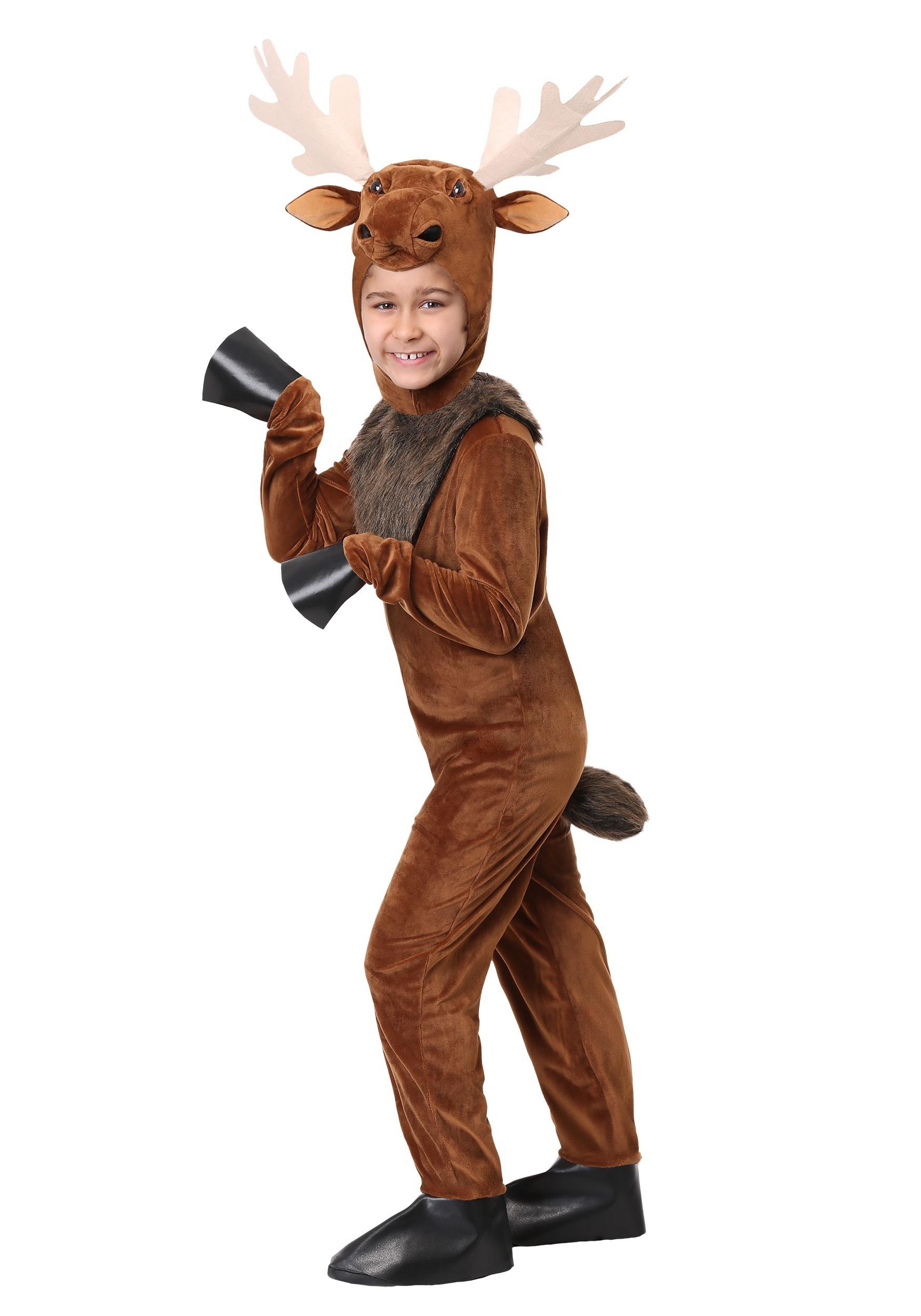 Child Mighty Moose Costume