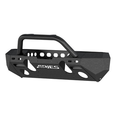 Aries Offroad TrailChaser Front Bumper (Black) - 2082054
