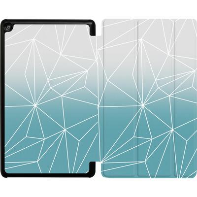 Amazon Fire HD 8 (2017) Tablet Smart Case - Simplicity 2 von Mareike Bohmer