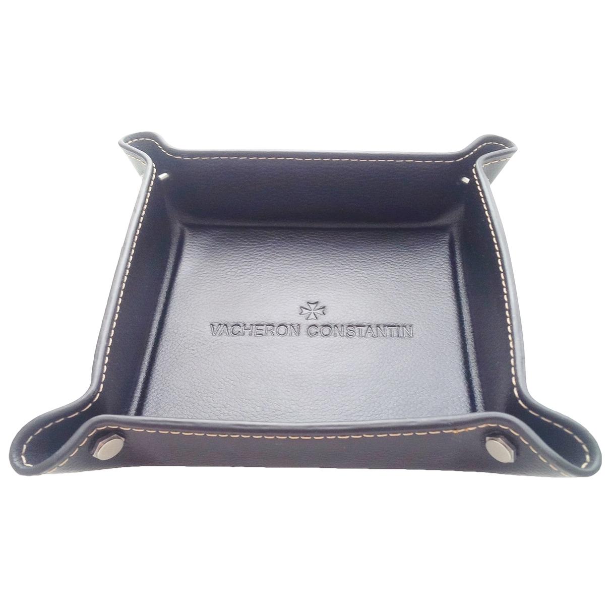 Vacheron Constantin - Objets & Deco   pour lifestyle en cuir - marron