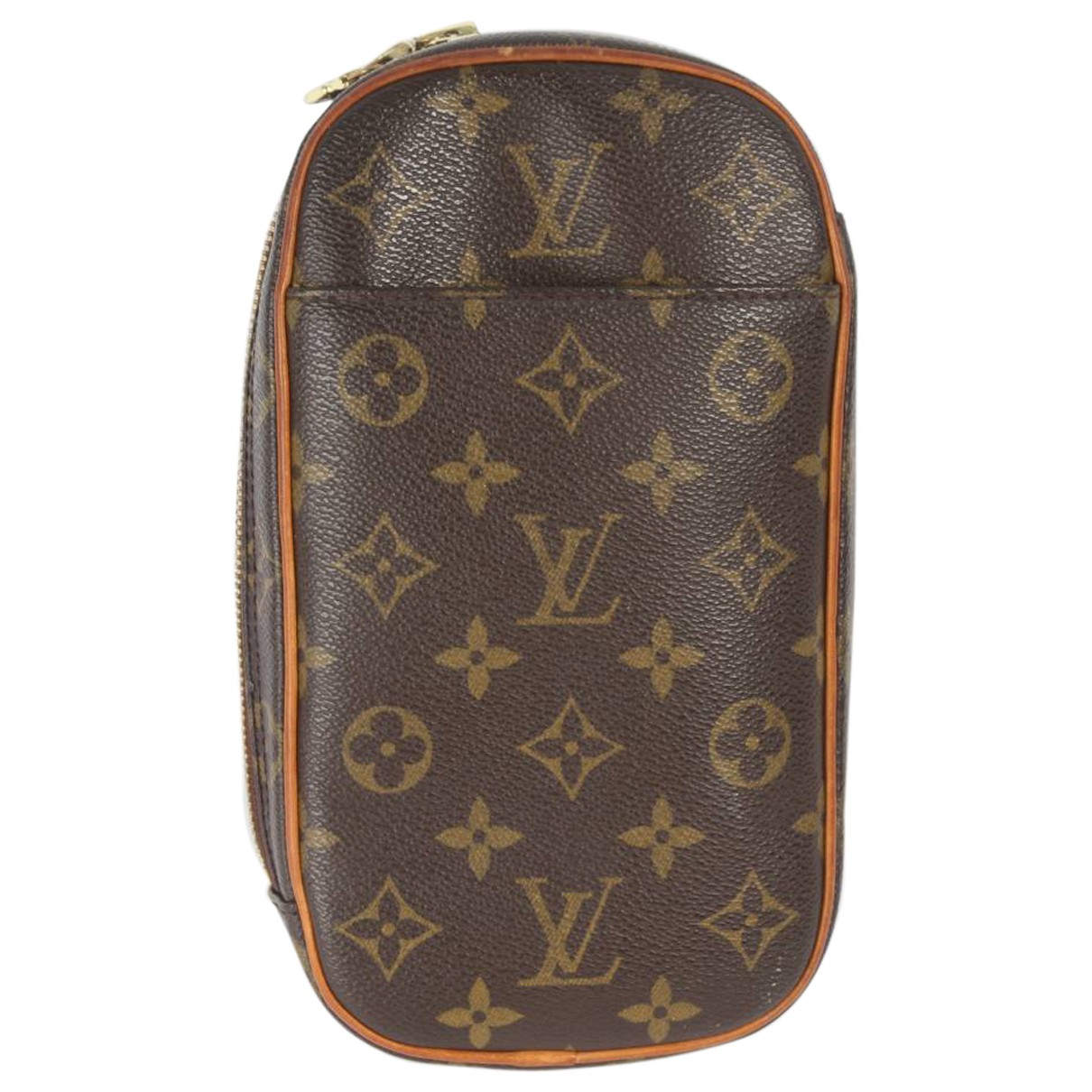 Louis Vuitton Gange  Brown Cloth bag for Men \N