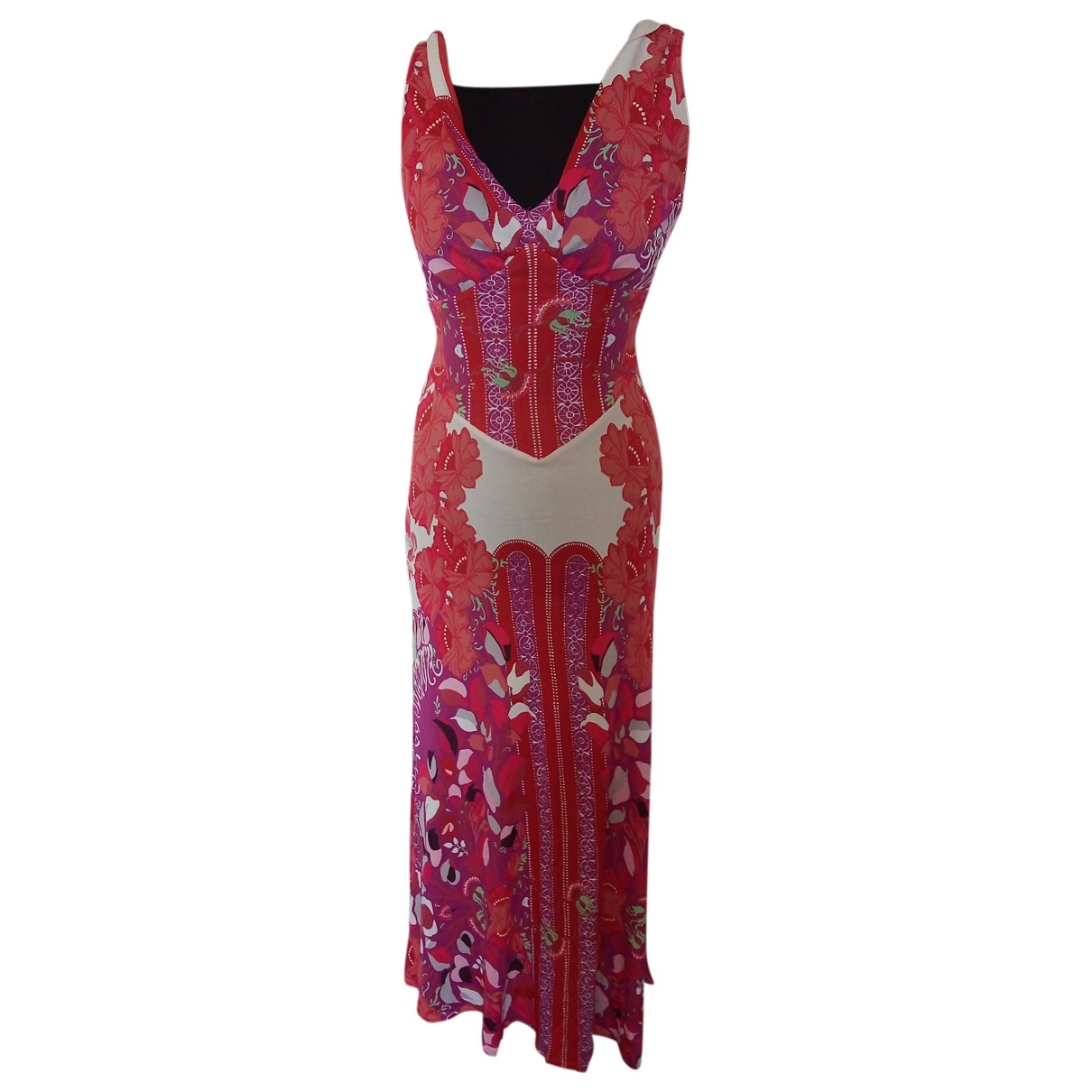 Class Cavalli \N Cotton dress for Women 42 IT