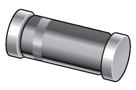 Nexperia , 2.45V Zener Diode ±2% 500 mW SMT 2-Pin SOD-80C (2500)