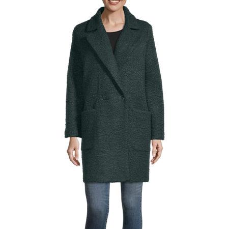 Worthington Lightweight Overcoat, Xx-large , Green