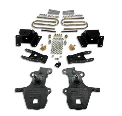 Belltech 921 2inch Front 3inch Rear Lowering Kit w/o Shocks Ford F-150 Lightning/Harley 1997-2004