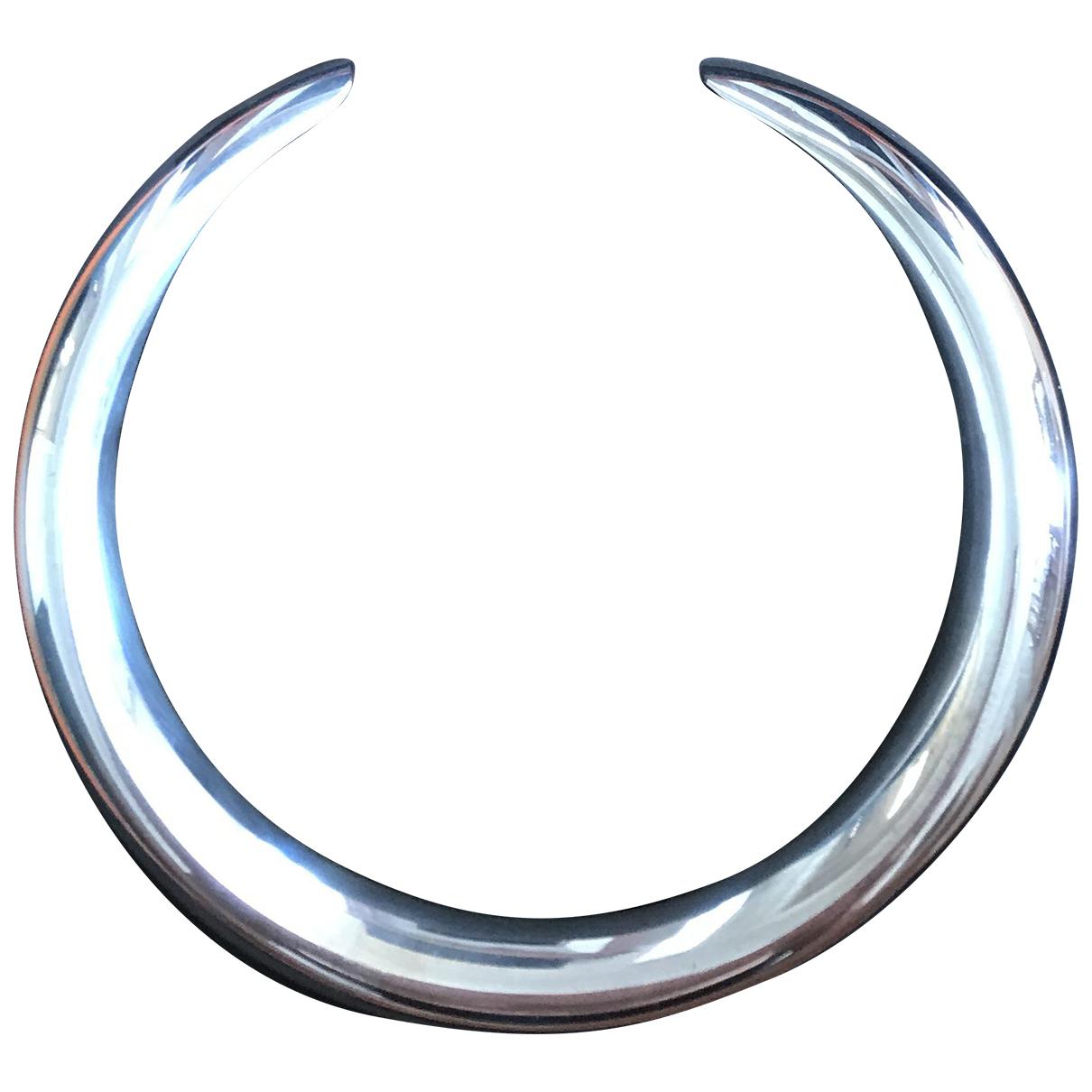 Collar de Plata Hermes