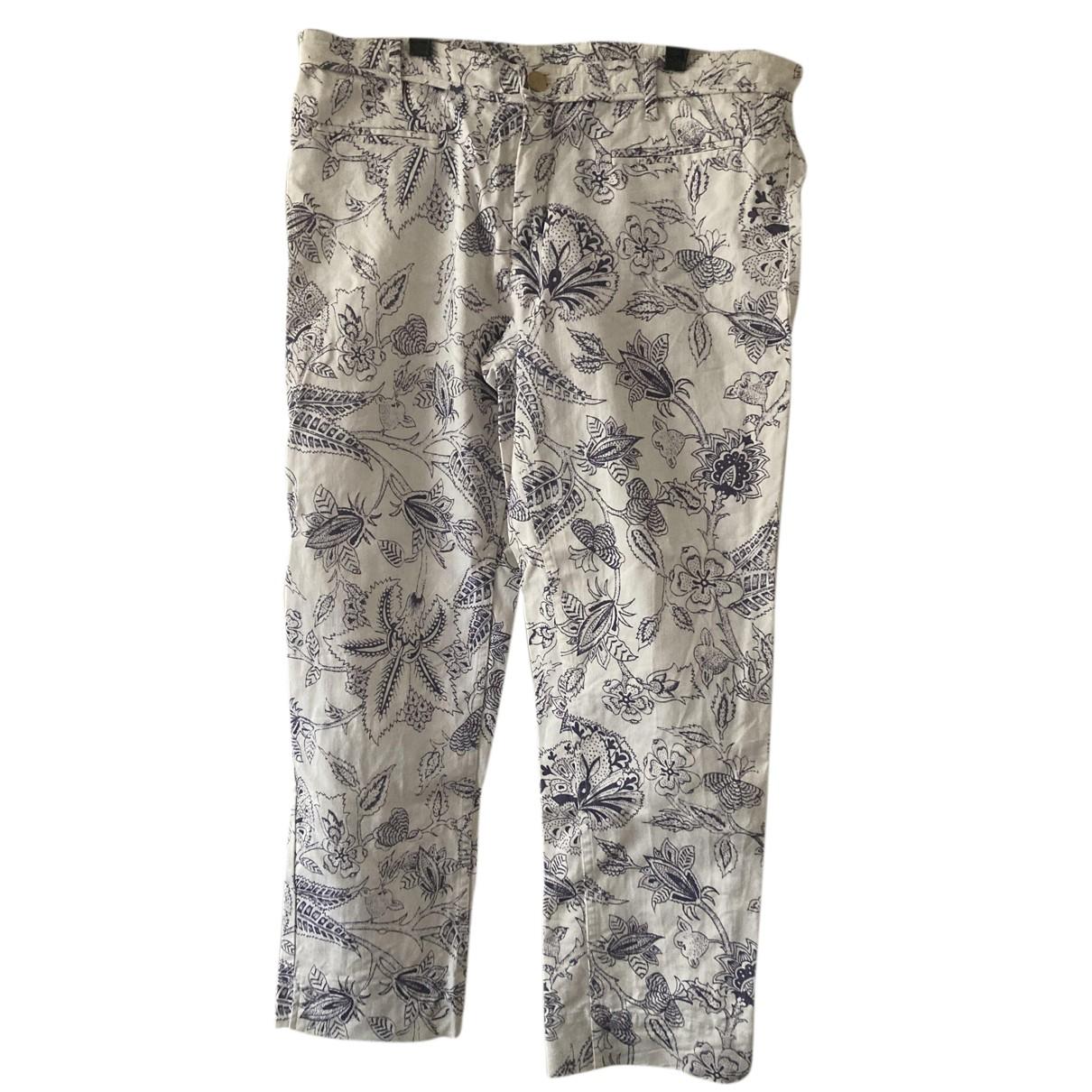 Isabel Marant - Pantalon   pour femme en coton - violet