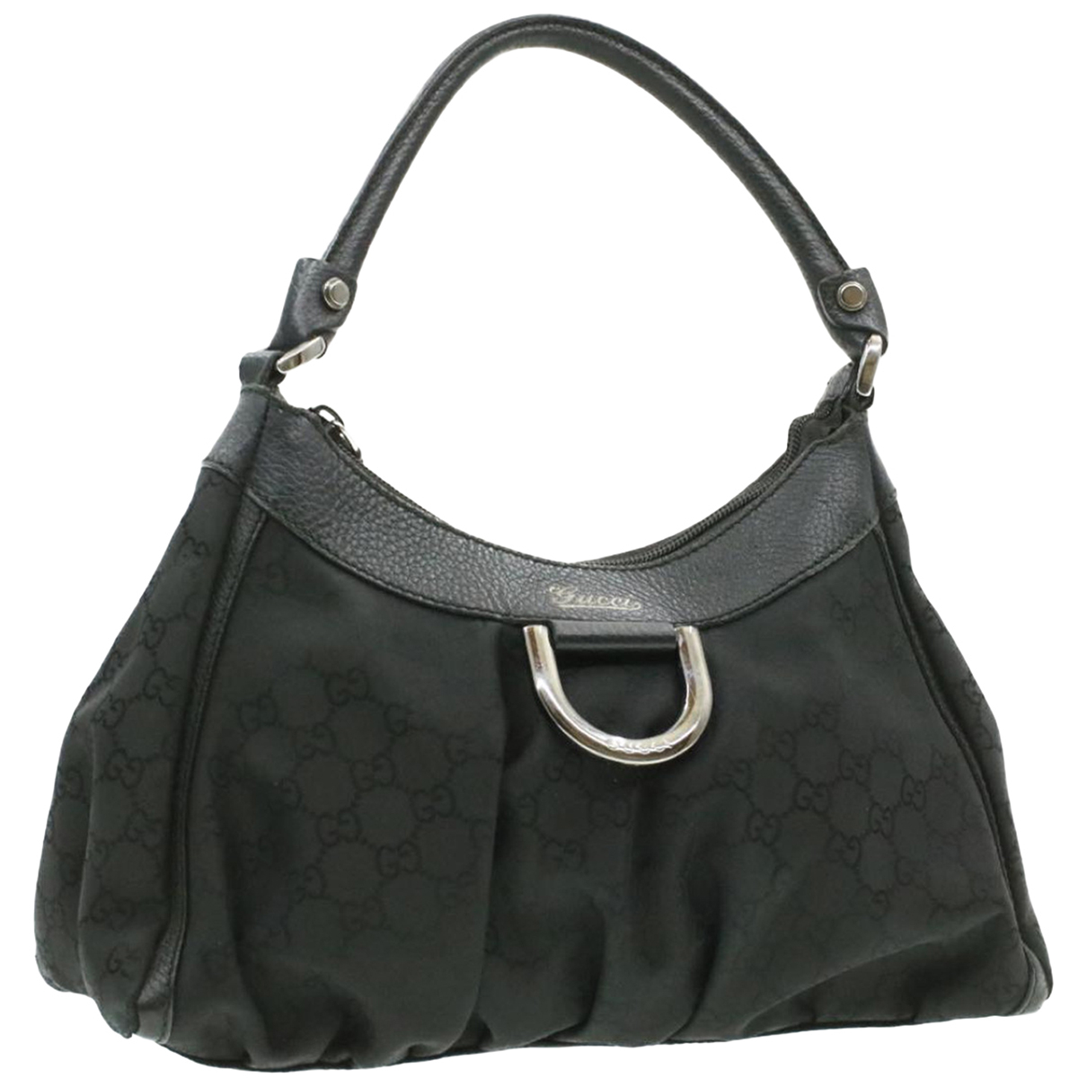 Gucci N Black Cloth handbag for Women N