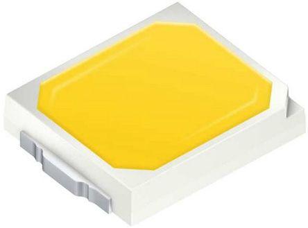 OSRAM Opto Semiconductors 9.6 V White LED SMD,Osram Opto DURIS E2835 GW JTLRS1.EM-K1K4-A838-1 (4000)