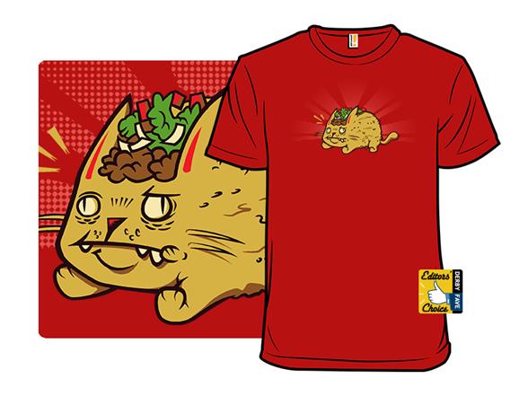 Taco Cat T Shirt