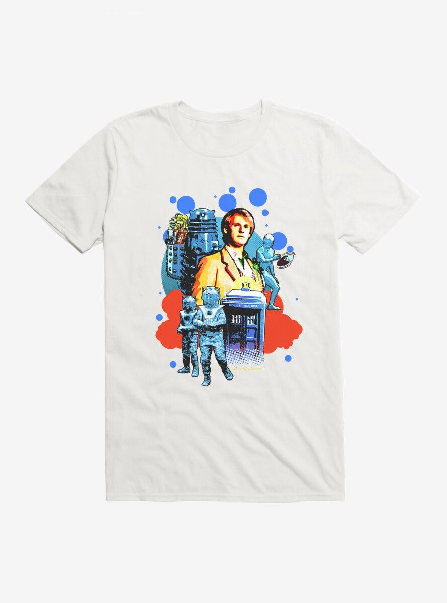 Doctor Who Doctors Surroundings T-Shirt