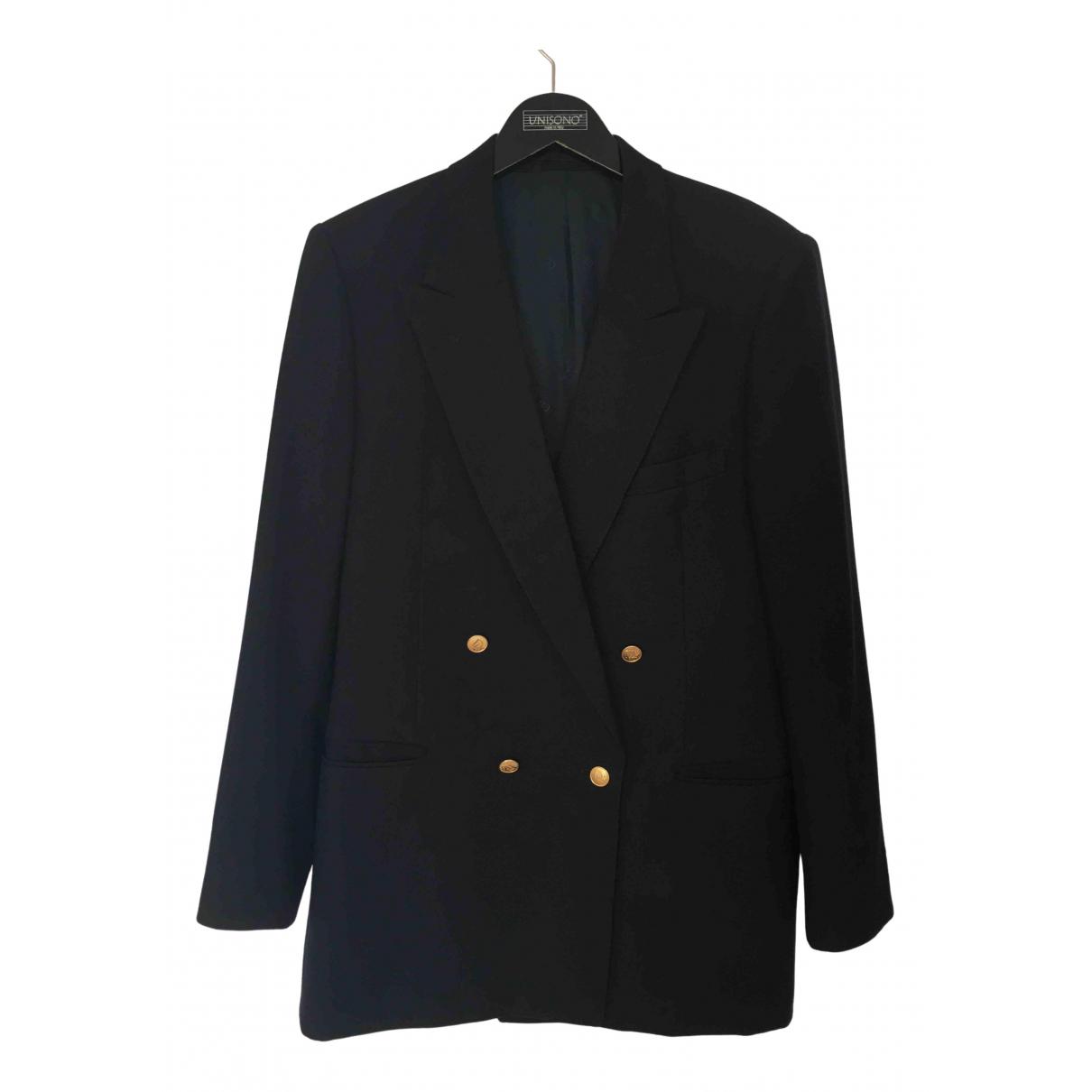Dior N Navy Wool jacket  for Men L International