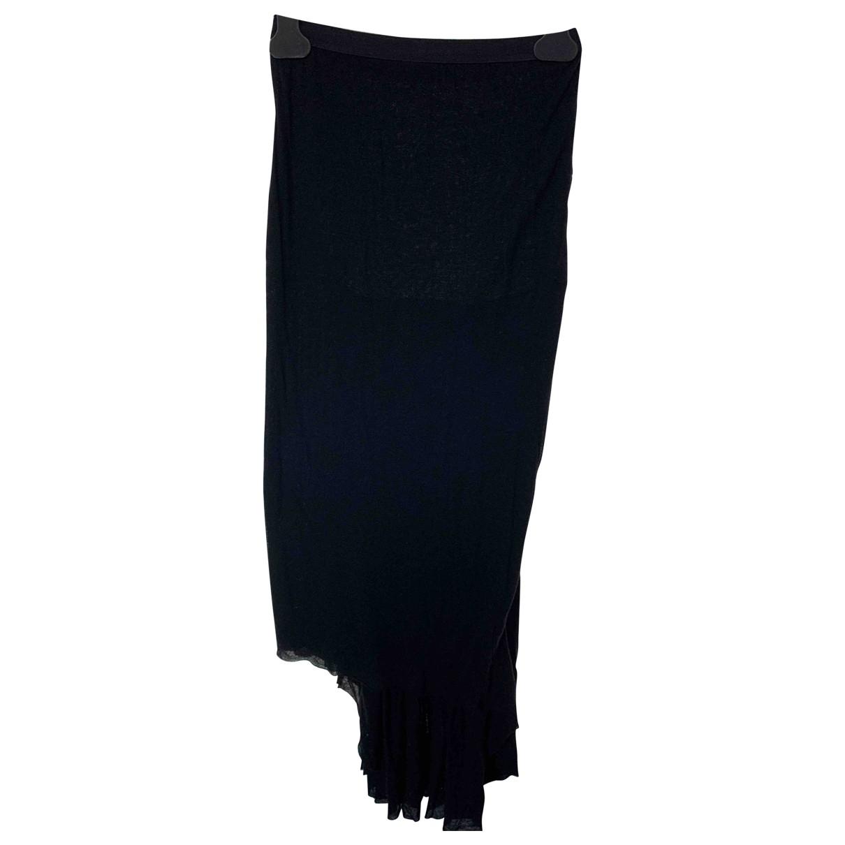 Rick Owens Lilies - Jupe   pour femme - noir