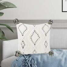 Knitted Cushion Cover Without Filler
