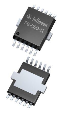 Infineon IFX9201SGAUMA1 Motor Driver IC 12-Pin, DSO (1000)