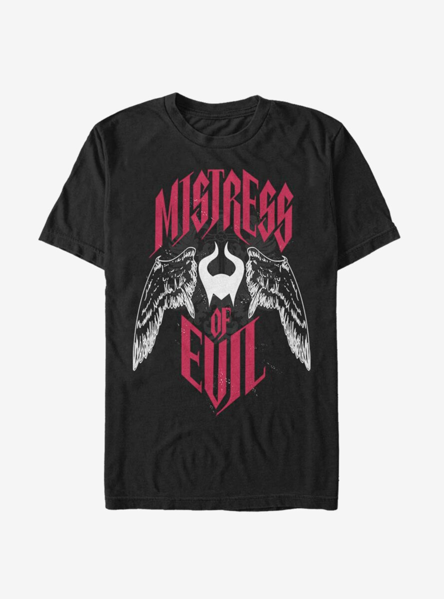 Disney Maleficent: Mistress Of Evil With Wings T-Shirt