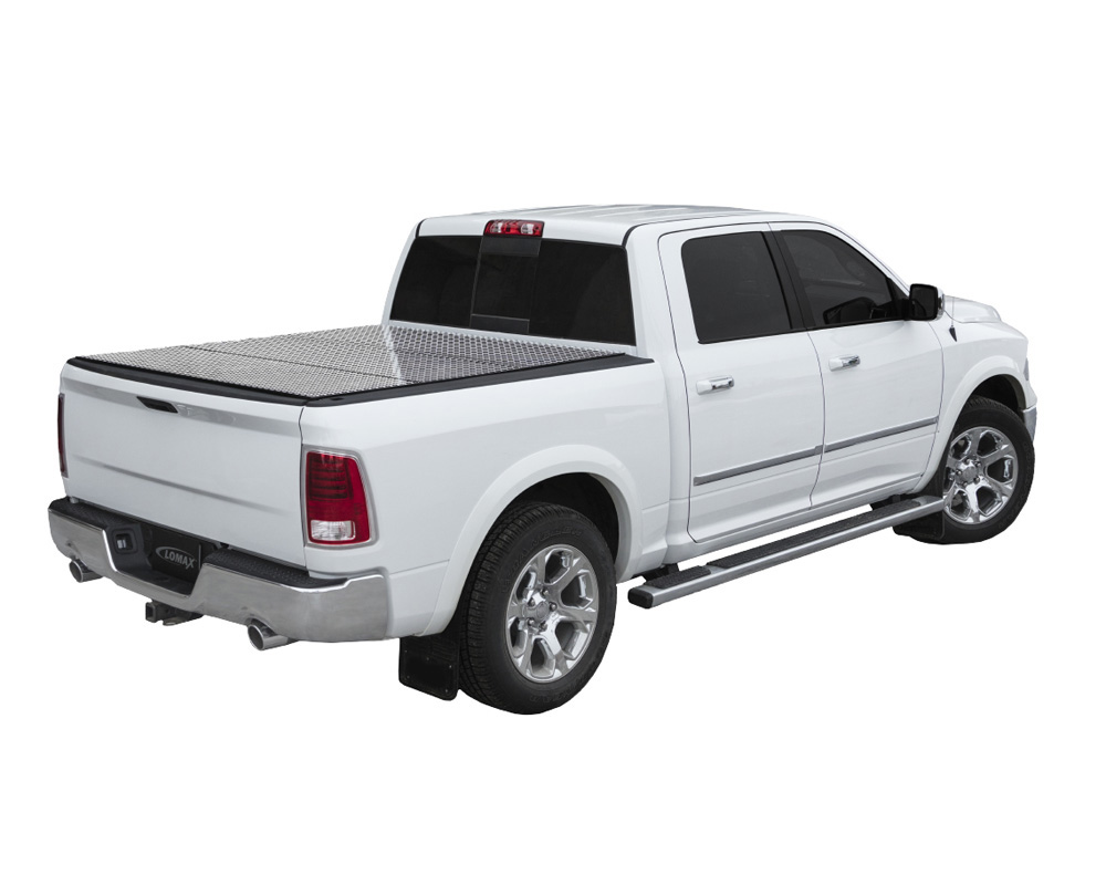 Access LOMAX Professional Series Tri-Fold Cover 02-18 Dodge/Ram 1500 5ft 7in Bed (w/o Rambox)