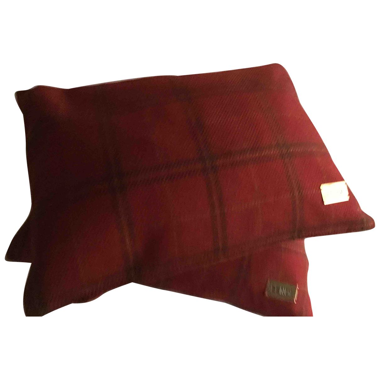 Fendi \N Red Cashmere Textiles for Life & Living \N