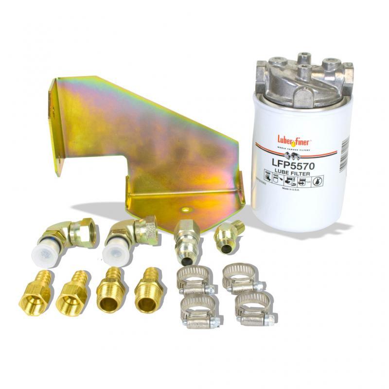 BD Diesel 1064442FPTOLR Transmission Kit - 1999-2003 Ford 4R100 2wd PTO 4:88 or lower Ford Excursion 2000-2003 7.3L V8