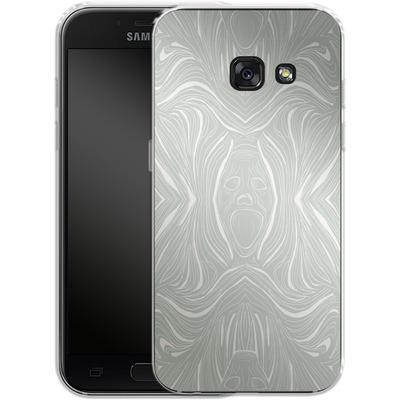 Samsung Galaxy A3 (2017) Silikon Handyhuelle - Ghoul Pattern von caseable Designs