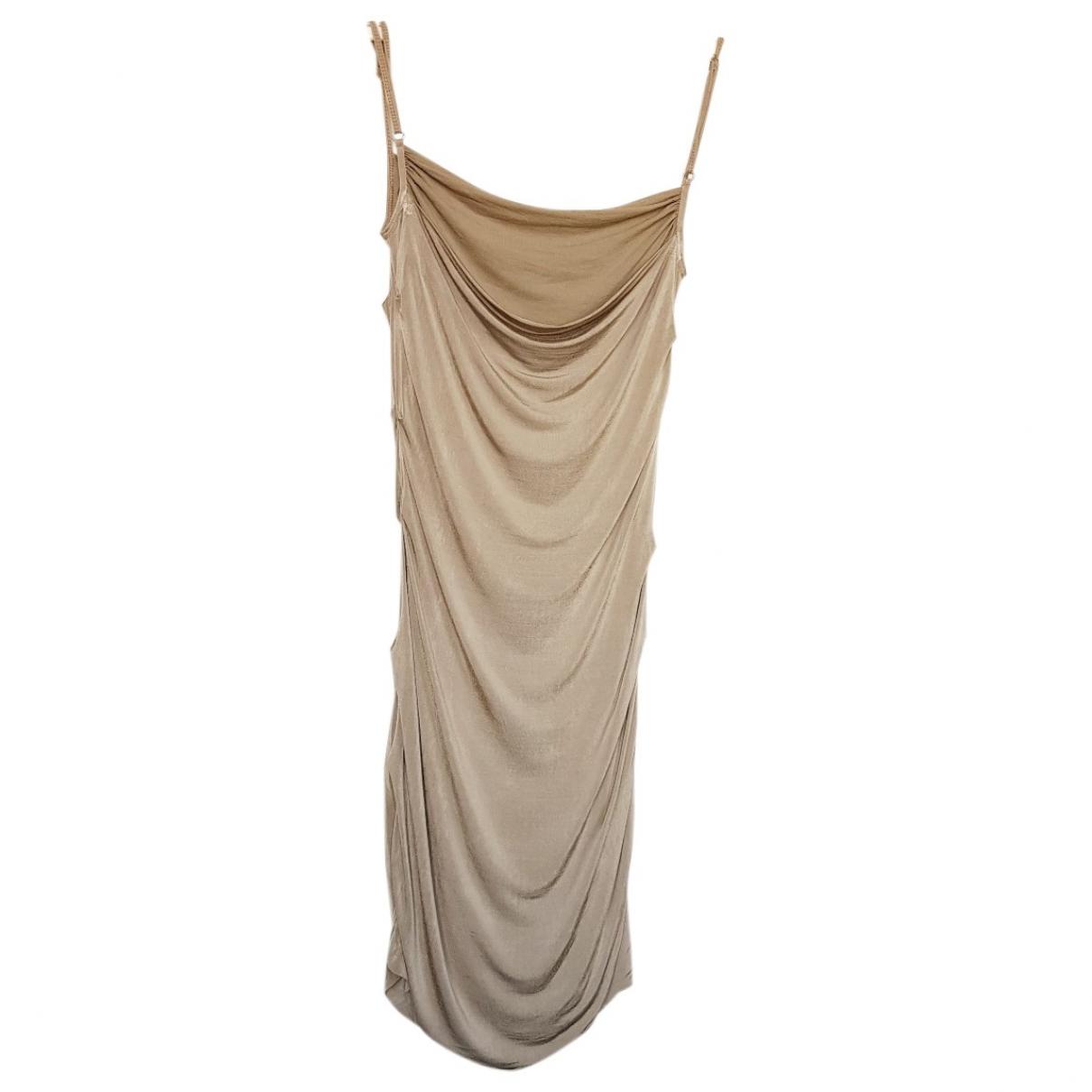 Plein Sud \N Gold dress for Women 36 FR