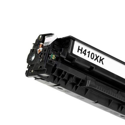 Compatible HP 305X CE410X Black Toner Cartridge High Yield - Moustache@