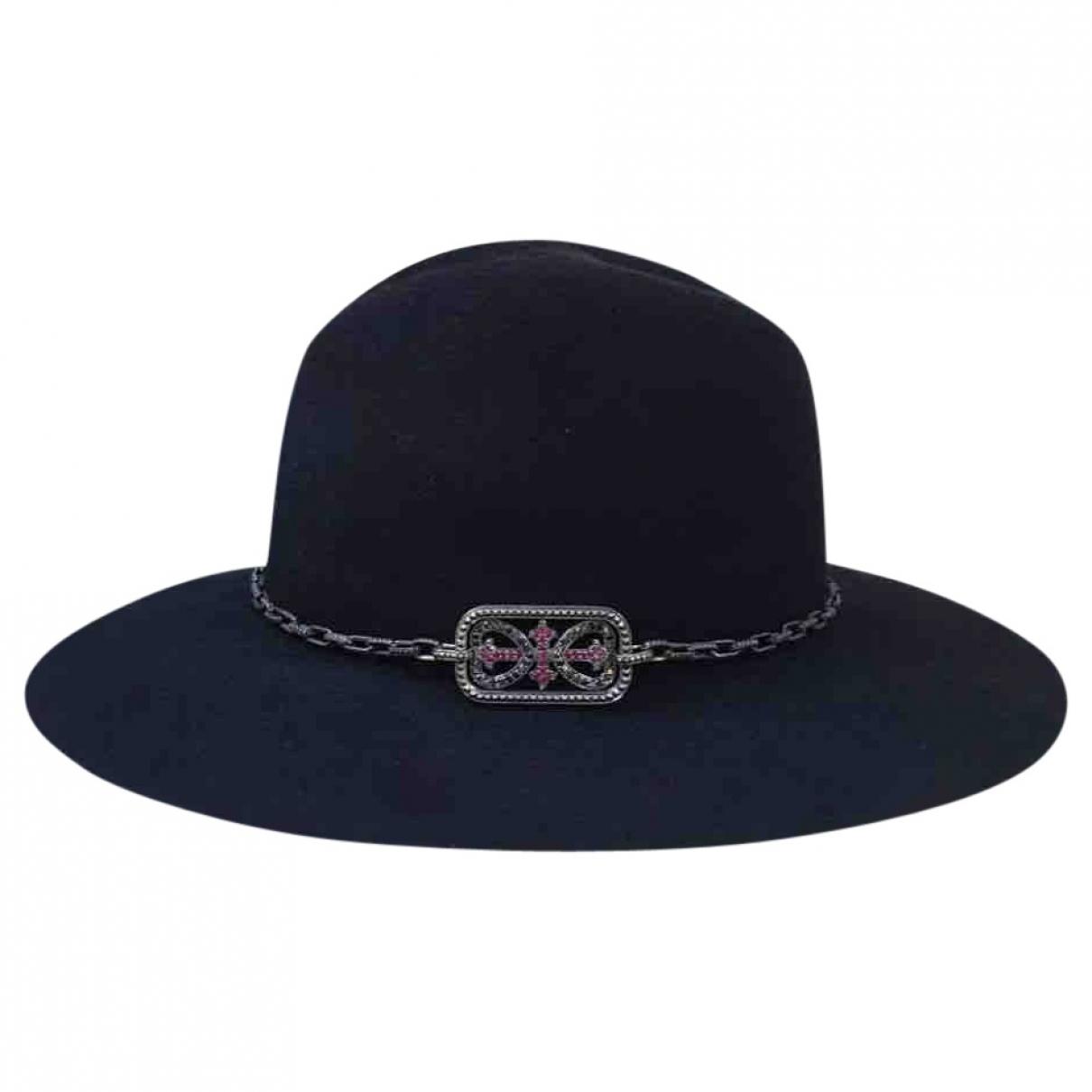 Sombrero de Lana Saint Laurent