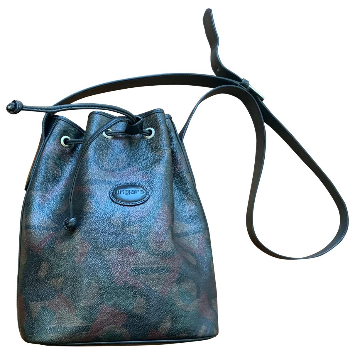Emanuel Ungaro \N Multicolour Cloth handbag for Women \N