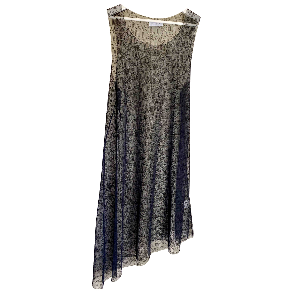 Gaelle Paris \N Black dress for Women 40 IT