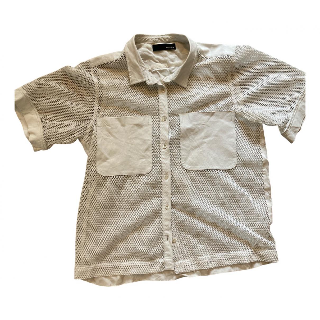 Camisa de Cuero Avelon