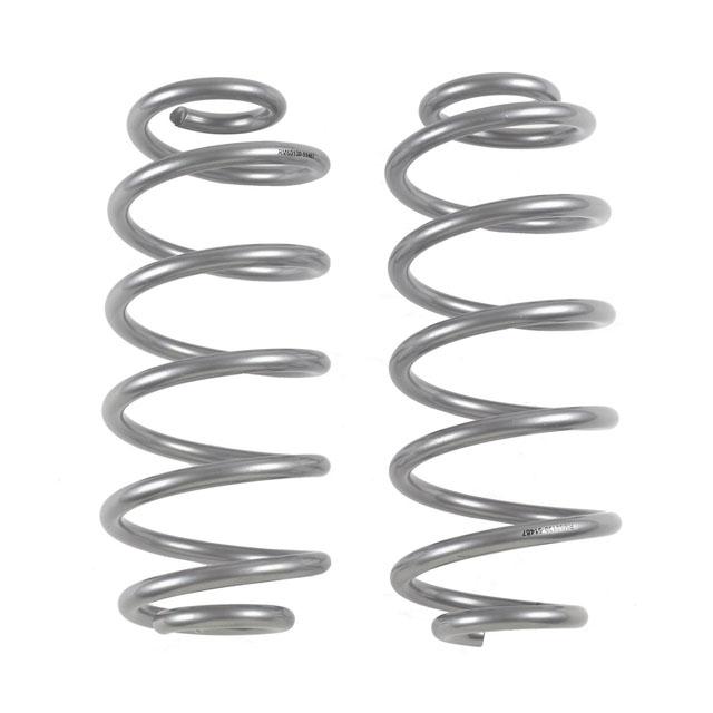 TJ Rear Coil Spring Set 4.5 Inch 97-06 Wrangler TJ/TJ Unlimited Rubicon Express RE1360