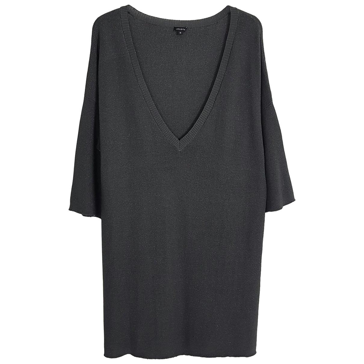 Joseph N Grey Silk dress for Women M International