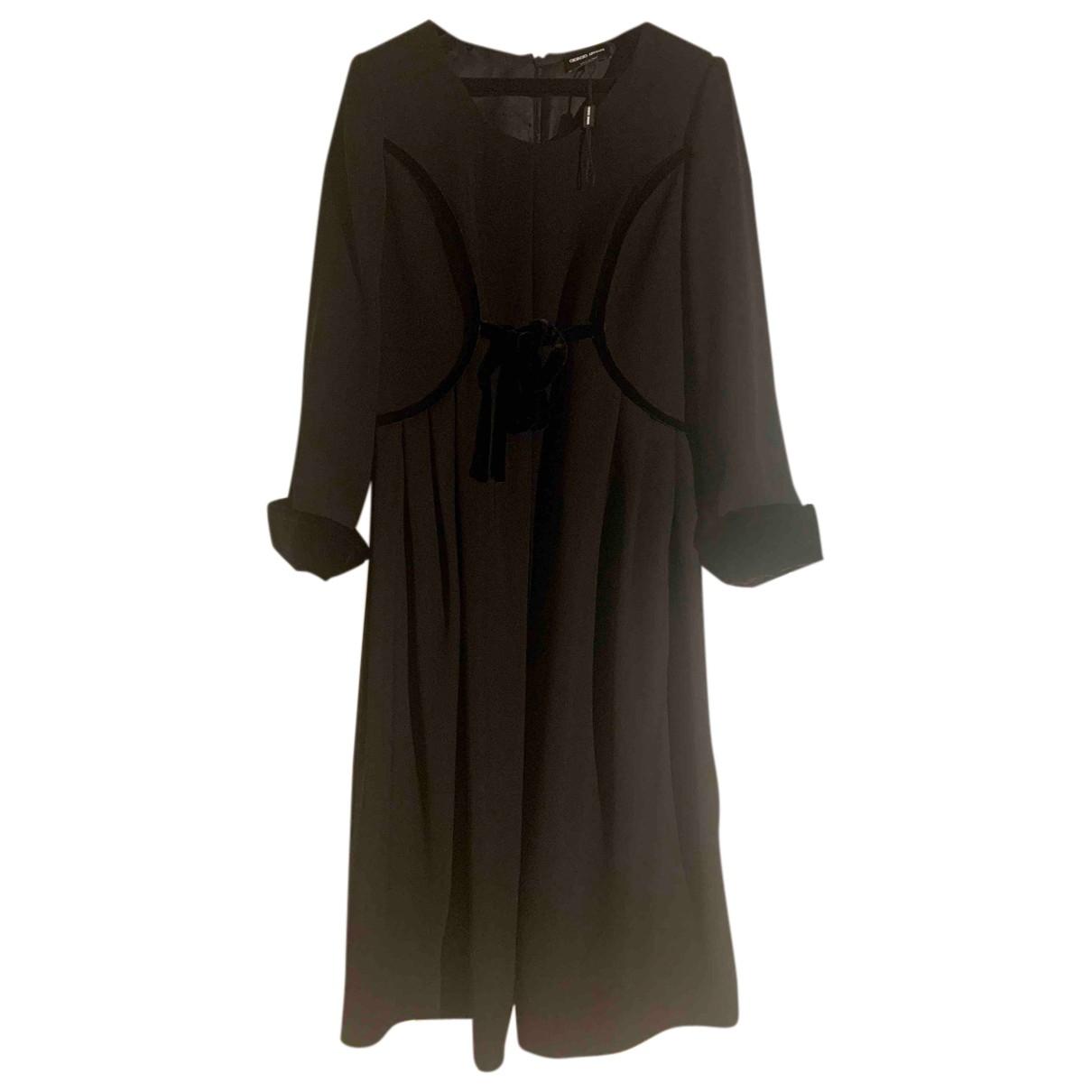 Giorgio Armani N Black dress for Women 38 IT