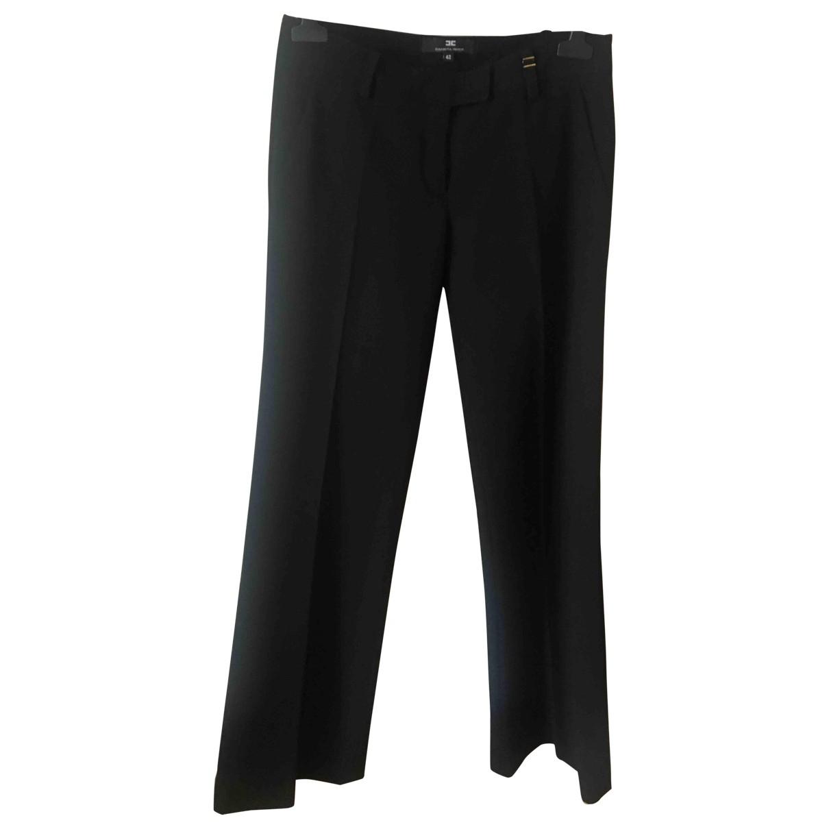 Pantalon largo Elisabetta Franchi