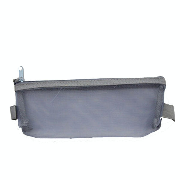 Creative Transparent Mesh Pencil Case B6 Storage Bag Portable Large-Capacity Stationery Bag For Students' Exams