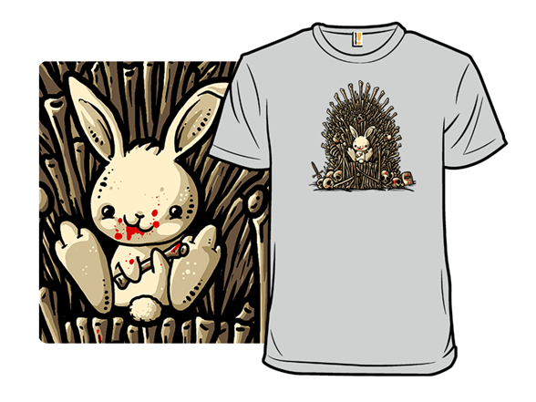 Throne Of Bones T Shirt