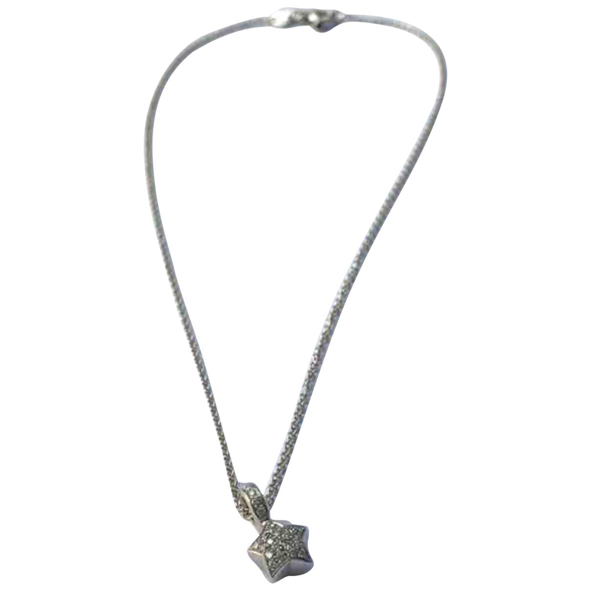 Pasquale Bruni N White White gold pendant for Women N